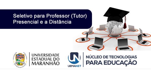 Seletivo 2017 de professores mediadores para cursos técnicos da UEMANET
