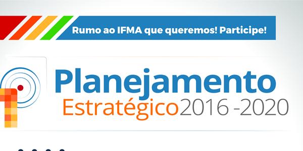 Convite para o fórum de planejamento estratégico do IFMA de Bacabal