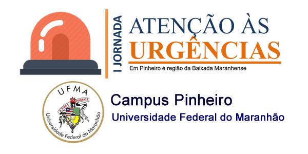 Convite para a I Jornada de Atenção às Urgências na UFMA de Pinheiro – MA