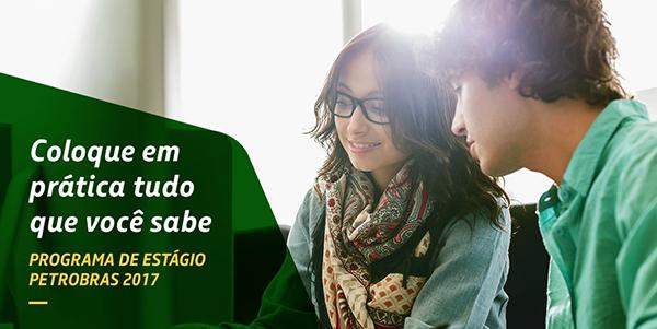 Seletivo 2017.1 para o Programa de Estágio da Petrobras