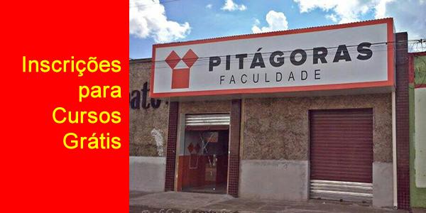 Inscrições para cursos grátis na Pitágoras de Bacabal no evento Conecta 2017