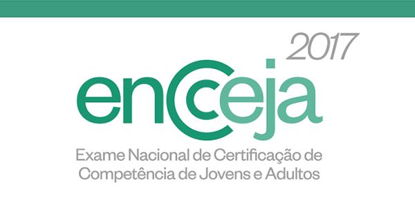 Inscrições para o Encceja 2017 – Prova de certificação do ensino fundamental e médio