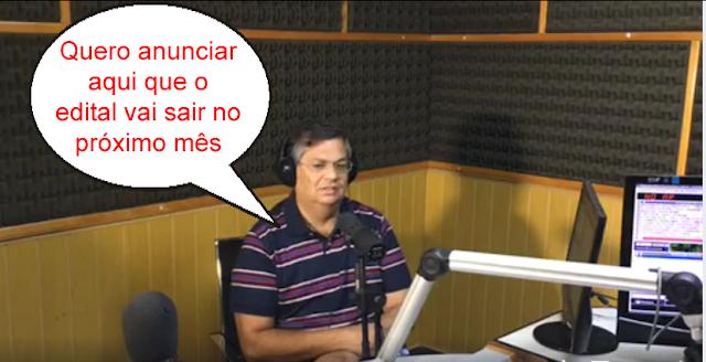 Edital do concurso 2017 da PM-MA sai em setembro, anuncia Flávio Dino – Veja o vídeo
