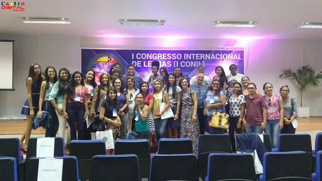 Fotos e vídeos do I CONIL na UFMA de Bacabal – Congresso Internacional de Letras