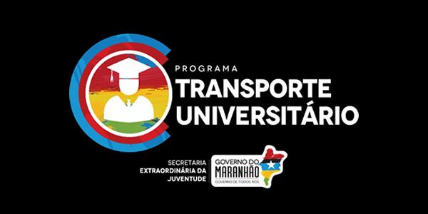 Inscrições para o Programa Cartão Transporte Universitário 2017.2 no Maranhão