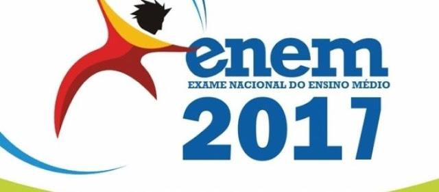 Gabarito oficial e provas do ENEM 2017 para download