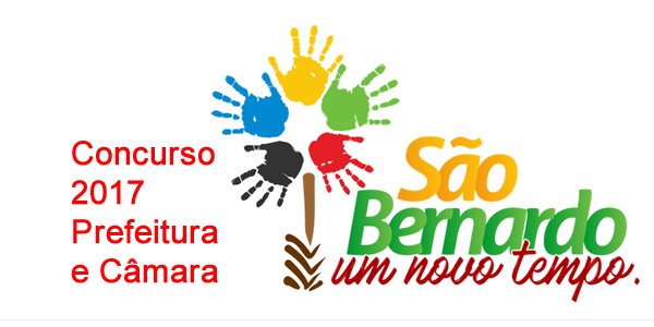 Edital do concurso 2017 da Prefeitura e Câmara de São Bernardo – MA