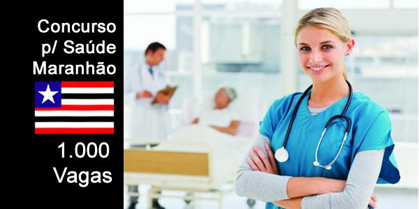 Edital do concurso 2017 para Saúde do Maranhão – EMSERH – Empresa Maranhense de Serviços Hospitalares