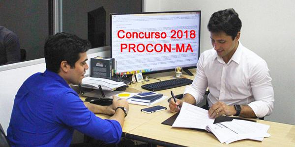 Concurso 2018 do PROCON-MA terá vagas para nível fundamental e superior