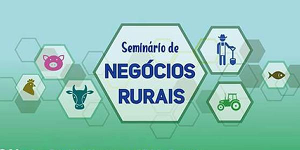 Convite para seminário sobre agronegócio no Sebrae de Bacabal e Pedreiras