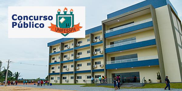 Edital do concurso 2018 da UNIFESSPA – Universidade Federal do Sul e Sudeste do Pará para cargos administrativos