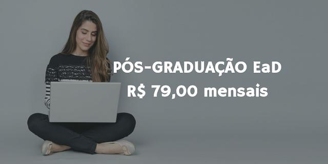 Pós-graduação: R$ 79 mensais no Instituto Prominas e Faculdade Única