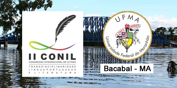 Convite para o II CONIL na UFMA de Bacabal –  Congresso Internacional de Letras