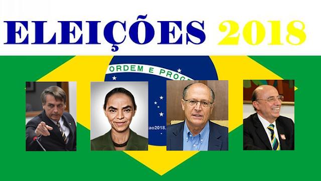 Eleições 2018: Conheça as propostas de 4 candidatos à Presidência