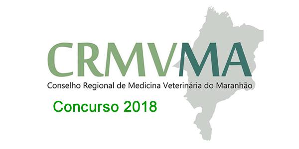 Edital do concurso 2018 do CRMV-MA Conselho Regional de Medicina Veterinária do Maranhão