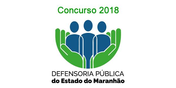Edital do concurso 2018 para Defensoria do Maranhão (DPE-MA)
