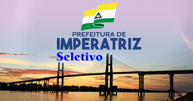 Edital do seletivo 2019 da Prefeitura de Imperatriz – MA para contrato temporário