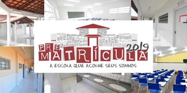 Seduc-MA: pré-matrículas 2019 para o 1º ano do ensino médio em escolas da rede estadual do Maranhão