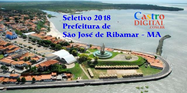 Edital do Seletivo 2018 da Prefeitura de São José de Ribamar – MA para Diretor de Escola