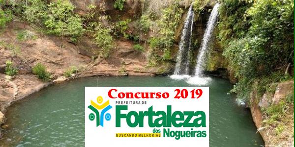 Edital do concurso 2019 da Prefeitura de Fortaleza dos Nogueiras – MA