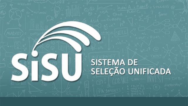 Resultado com as listas de classificados no SiSU 2019.1
