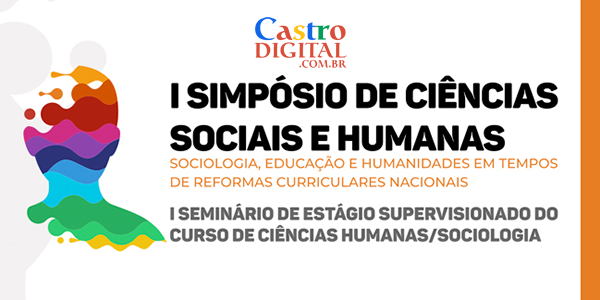 Convite para I Simpósio de Ciências Sociais e Humanas na UFMA de Bacabal