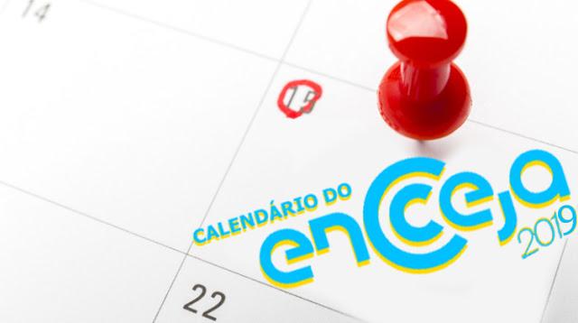 Calendário do Encceja 2019: datas de inscrição e prova