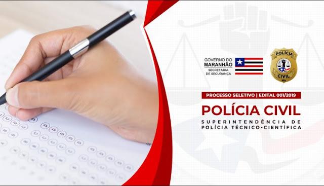 Edital do seletivo 2019 da SSP-MA (Secretaria de Segurança do Maranhão)