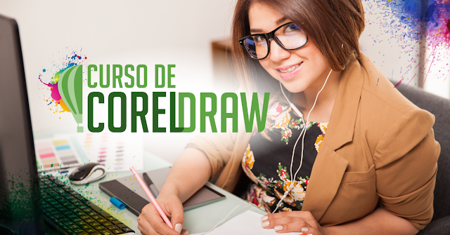 Curso de Corel Draw em vídeo aulas 100% on line