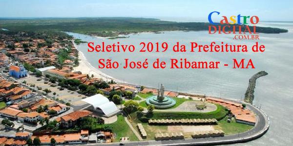 Edital do seletivo 2019 da Prefeitura de São José de Ribamar – MA