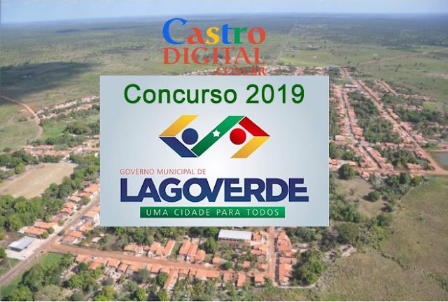 Concurso 2019 da Prefeitura de Lago Verde – MA tem projeto aprovado