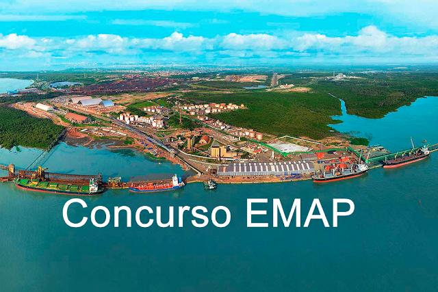 Edital do concurso 2019/2020 da EMAP está autorizado e banca definida