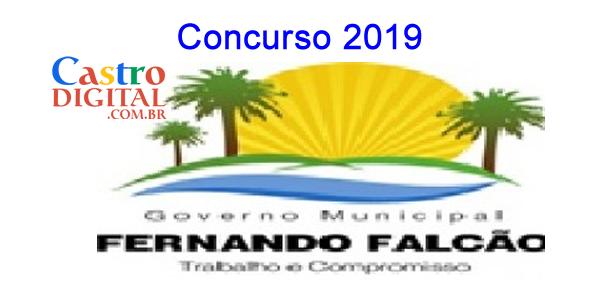 EDITAL do Concurso 2019 da Prefeitura de FERNANDO FALCÃO – MA