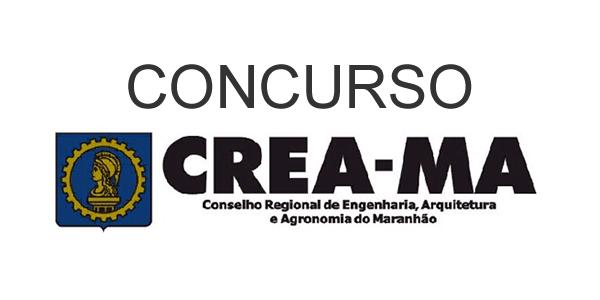 Edital do concurso 2019/2020 do CREA Maranhão está autorizado