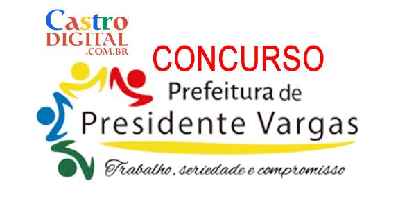 Edital do concurso 2019/2020 da Prefeitura de Presidente Vargas – MA tem banca organizadora definida