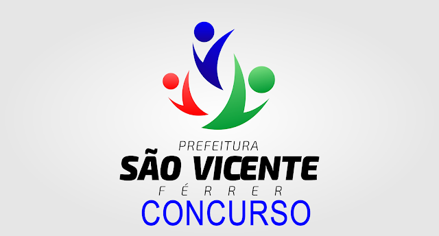 Edital do concurso 2020 da Prefeitura de SÃO VICENTE FERRER – MA está autorizado, veja a lista de cargos e vagas