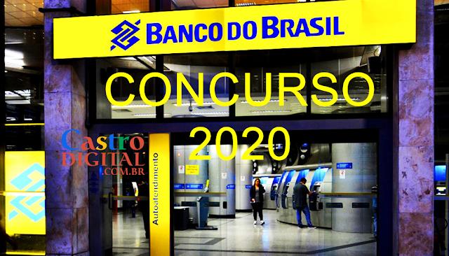 Edital do concurso 2020 do Banco do Brasil para nível médio está previsto para abril