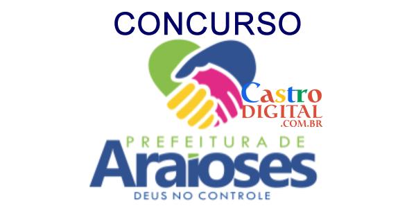 EDITAL do concurso 2020 da Prefeitura de ARAIOSES – MA está autorizado, veja a lista de cargos e vagas
