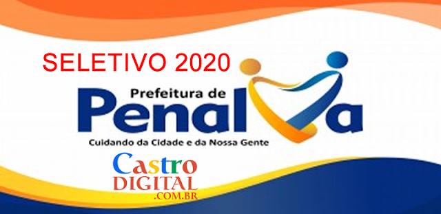 Edital do seletivo 2020 da Prefeitura de Penalva – MA