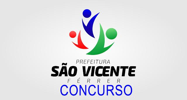 Edital do concurso 2020 da Prefeitura de SÃO VICENTE FERRER – MA tem banca organizadora definida