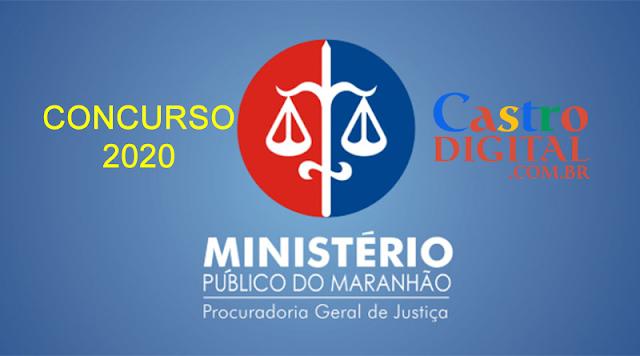 Edital do concurso 2020 do Ministério Público do Maranhão está autorizado