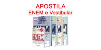 Apostila para ENEM 2020 e vestibular em geral