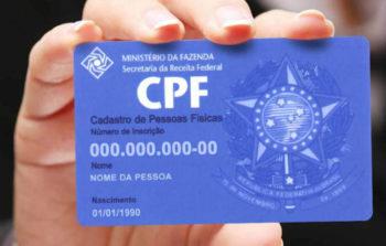 Como tirar ou regularizar CPF de graça pela internet no site da Receita Federal?