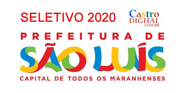 Edital do seletivo 2020 da Prefeitura/SEMED de SÃO LUÍS – MA para área da educação