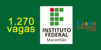 IFMA: 1.270 vagas em cursos técnicos a distância (EaD) são criadas pelo MEC