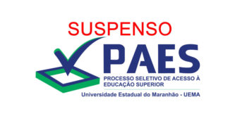 Vestibular PAES 2021 (UEMA/UEMASUL) está suspenso