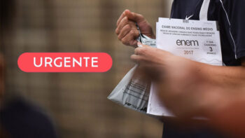 Data da prova do ENEM 2020 adiada, confirma MEC