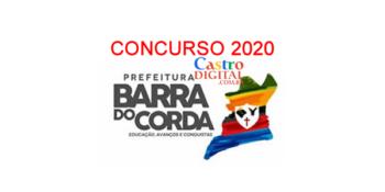 Concurso 2020 da Prefeitura de Barra do Corda – MA está autorizado, veja os cargos e vagas