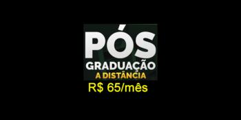 Pós-graduação a distância: R$ 65/mês na Faculdade Única (Instituto Prominas)