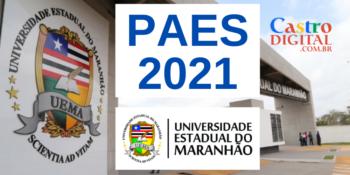 PAES 2021: prova não será em 2020, diz reitor da UEMA